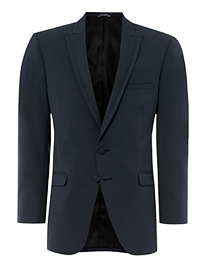 Allure Men Slate Blue Suit