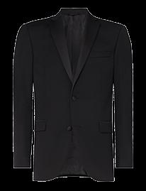 Daymond John Black Tux
